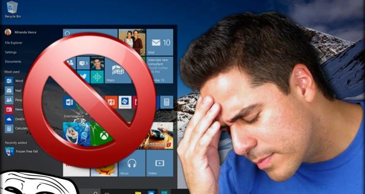 3 Sintomi che NON devi Assolutamente Avere se vuoi Aggiornare a Windows 10